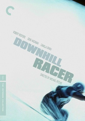 Rent Downhill Racer on DVD