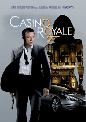 Rent Casino Royale on DVD