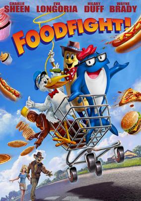 Rent Foodfight! on DVD