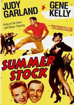 Rent Summer Stock on DVD
