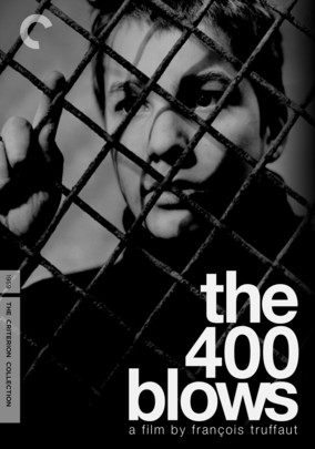 Rent The 400 Blows on DVD