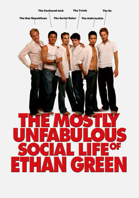 Rent Unfabulous Social Life of Ethan Green on DVD