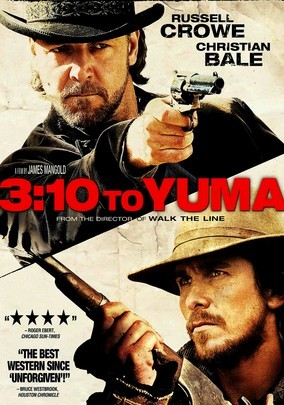 Rent 3:10 to Yuma on DVD