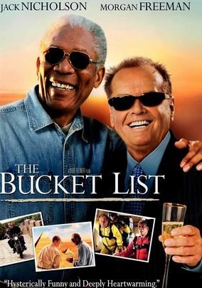 Rent The Bucket List on DVD