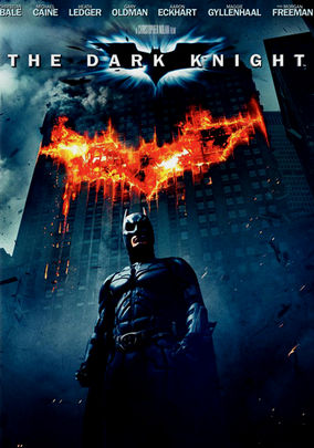 Rent The Dark Knight on DVD