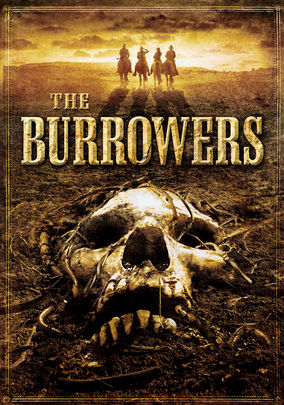 Rent The Burrowers on DVD
