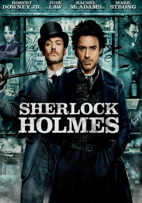 Rent Sherlock Holmes on DVD