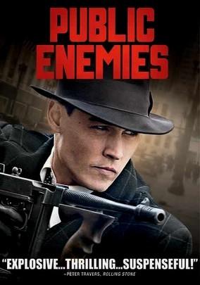Rent Public Enemies on DVD