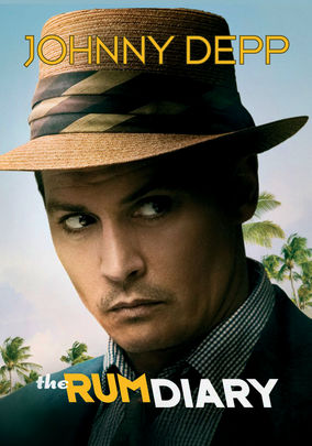 Rent The Rum Diary on DVD
