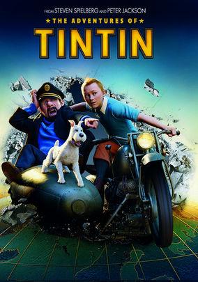 Rent The Adventures of Tintin on DVD