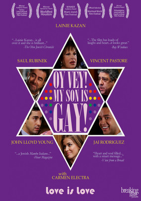 Rent Oy Vey! My Son Is Gay! on DVD