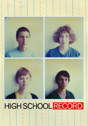 Rent High School Record on DVD
