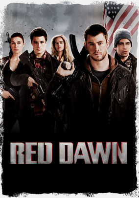 Rent Red Dawn on DVD