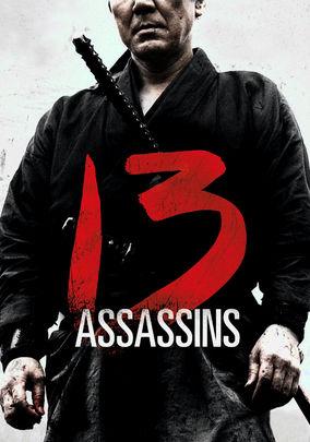 Rent 13 Assassins on DVD