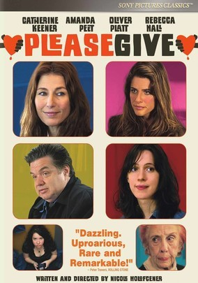 Rent Please Give on DVD