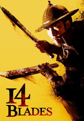 Rent 14 Blades on DVD