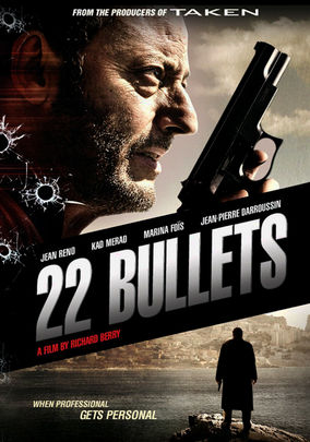 Rent 22 Bullets on DVD