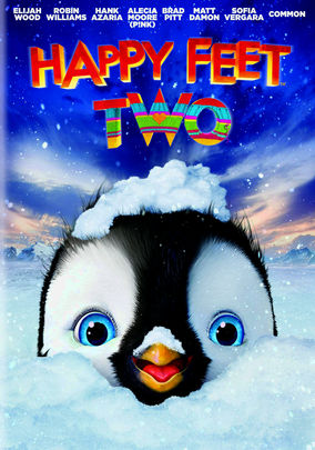 Rent Happy Feet Two on DVD