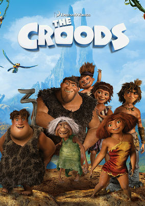 Rent The Croods on DVD