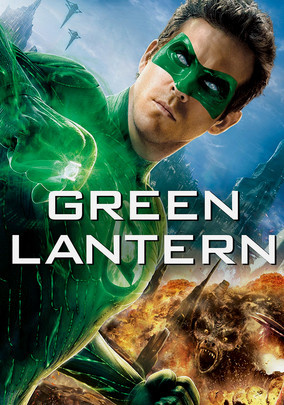 Rent Green Lantern on DVD