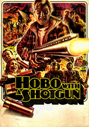 Rent Hobo with a Shotgun on DVD
