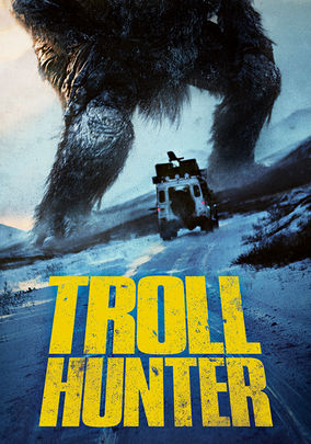 Rent Trollhunter on DVD