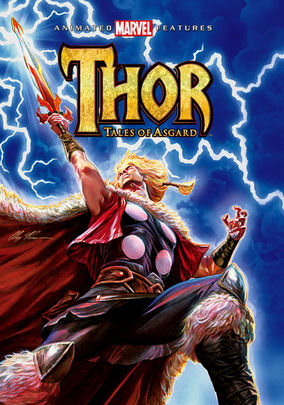 Rent Thor: Tales of Asgard on DVD