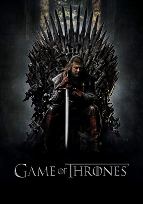 Rent Game of Thrones on DVD