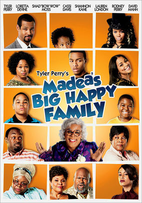 Rent Tyler Perry's Madea's Big Happy Family on DVD