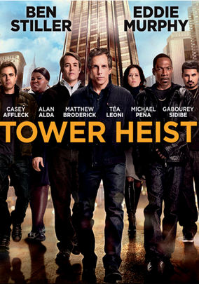 Rent Tower Heist on DVD