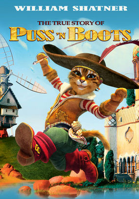 Rent The True Story of Puss 'n Boots on DVD
