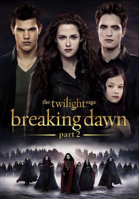 Rent The Twilight Saga: Breaking Dawn: Part 2 on DVD