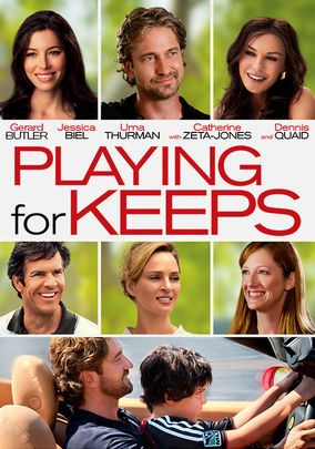 Rent Playing for Keeps on DVD