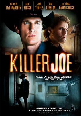 Rent Killer Joe on DVD