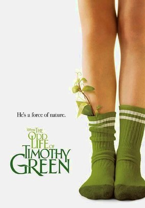 Rent The Odd Life of Timothy Green on DVD