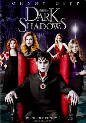 Rent Dark Shadows on DVD