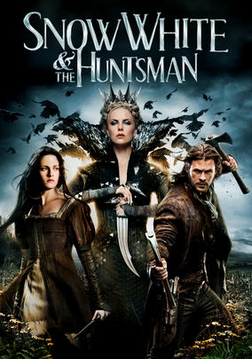Rent Snow White and the Huntsman on DVD