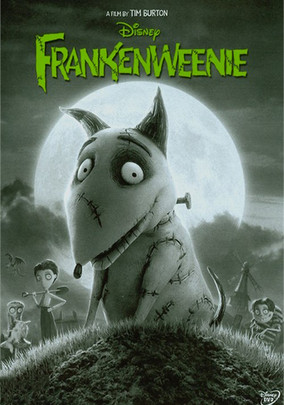 Rent Frankenweenie on DVD