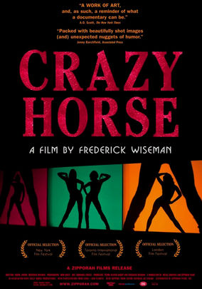 Rent Crazy Horse on DVD