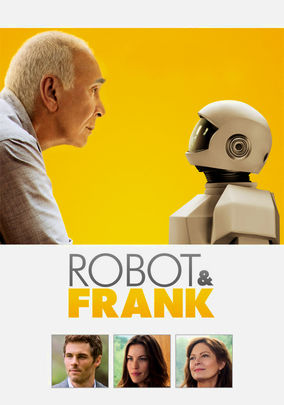 Rent Robot & Frank on DVD
