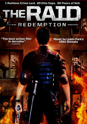 Rent The Raid: Redemption on DVD