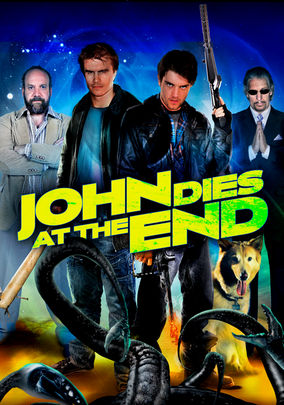 Rent John Dies at the End on DVD