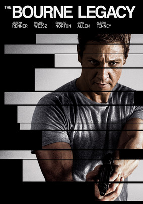 Rent The Bourne Legacy on DVD
