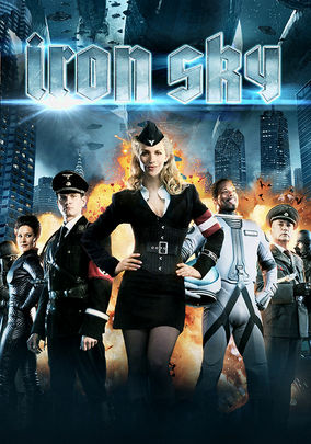 Rent Iron Sky on DVD
