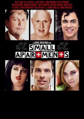Rent Small Apartments on DVD