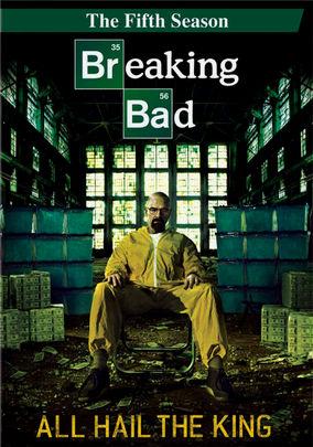 Rent Breaking Bad: Season 5 on DVD