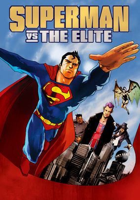 Rent Superman vs. The Elite on DVD