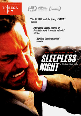 Rent Sleepless Night on DVD