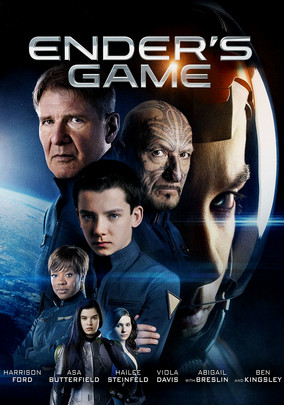 Rent Ender's Game on DVD