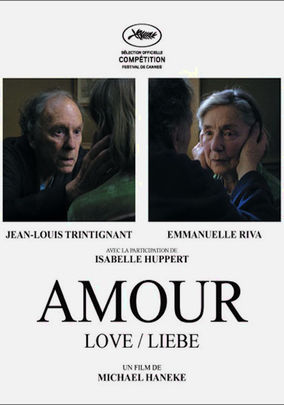 Rent Amour on DVD